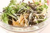 生ヒジキ玉ネギの酢の物の作り方6