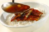 ウナギのあんかけご飯の作り方2