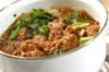 肉団子と野菜の煮物の作り方の手順8