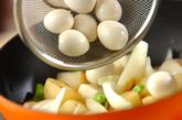 ジャガイモのオイスターソース煮の作り方1