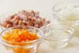 レンズ豆のブルスケッタの作り方2