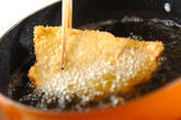 チーズカツライスバーガーの作り方7