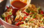 キノコ入り青椒肉絲の作り方4