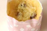 バナナのレンジケーキの作り方2