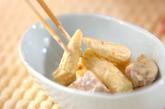 ベビーコーンのピリ辛マヨ和えの作り方2