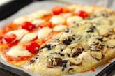 ハーフ&ハーフピザの作り方8