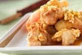 揚げ鶏・ネギソース