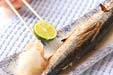 サンマの塩焼きの作り方5