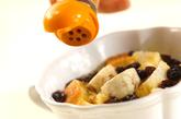朝食にぴったり♪バナナdeパンプディングの作り方3
