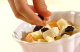 朝食にぴったり♪バナナdeパンプディングの作り方2