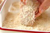 牛肉のソースカツの作り方2