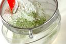 抹茶と小豆のショートブレッドの作り方2