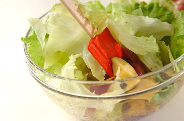 サツマイモのサラダの作り方の手順7