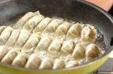 ゴボウ入り餃子の作り方4