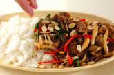 野菜たっぷりプルコギご飯の作り方3