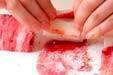 長芋の豚肉ロールの作り方の手順5