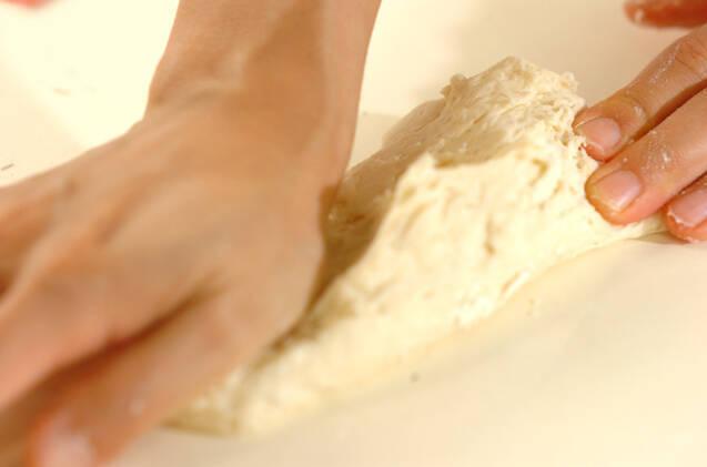 サツマイモのホットックの作り方の手順6