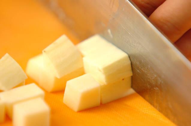サツマイモのホットックの作り方の手順3