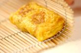 チリメンジャコ入り卵焼きの作り方2