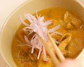 ベトナム風地鶏のカレーの作り方9
