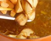 ベトナム風地鶏のカレーの作り方7
