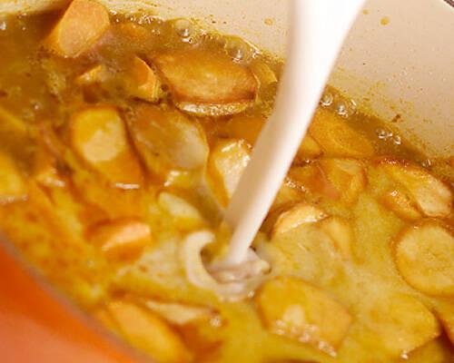 ベトナム風地鶏のカレーの作り方の手順8