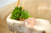 白身魚の桜蒸しの作り方3