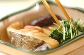 タラのサッと煮の作り方2