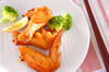 鶏手羽のエスニック焼きの作り方の手順