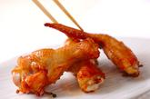 鶏手羽のエスニック焼きの作り方2