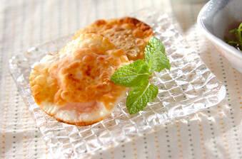 デザートパリパリ餃子