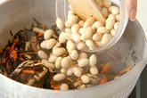 作り置き芽ヒジキの煮物の作り方3