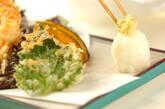 誰でも失敗しらず!サクサクエビと野菜の天ぷらの作り方10