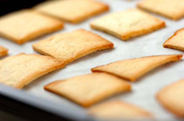 ピザクラストディップのせの作り方の手順3