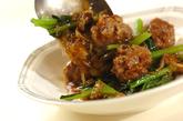 肉団子のオイスターあんの作り方5