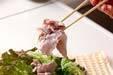豚シャブサラダの作り方8
