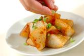 長芋のオイスター炒めの作り方2