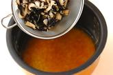 炒めヒジキの炊き込みご飯の作り方3