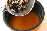 炒めヒジキの炊き込みご飯の作り方10
