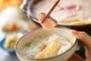 酒粕鍋のポイント・コツ1