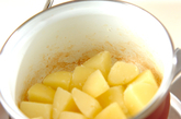 ジャガイモの塩バターのせの作り方2