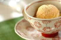 簡単小豆のデザート