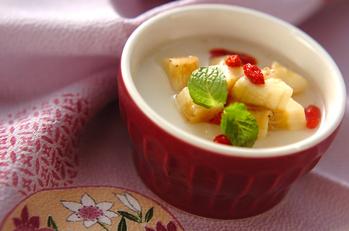 カラフルアンニン豆腐
