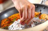 ニラ納豆のチヂミの作り方7