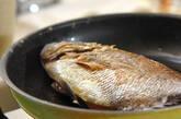 まるごと鯛のアクアパッツァの作り方5