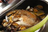 まるごと鯛のアクアパッツァの作り方6
