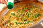 ウナギの柳川煮の作り方5