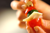 プチトマトサンドの作り方2