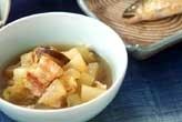 冬瓜の炒め煮