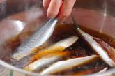 イワシのショウガ煮の作り方5